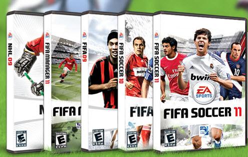[PC] 50% de rabais sur les jeux de EA Sports