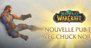 Chuck Norris World of Warcraft