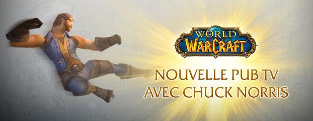 Chuck Norris World of Warcraft