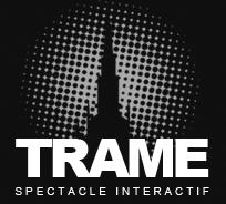 TRAME: Projection vidéo interactive