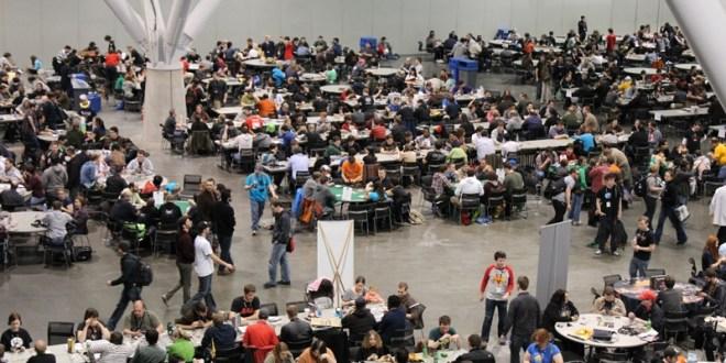 [PAX East 2012] Photos de l'aire de jeux de table