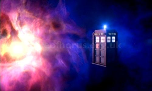 TARDIS - machines à voyager dans le temps