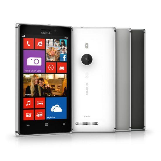 Le Lumia 925 sera disponible en blanc, gris et noir