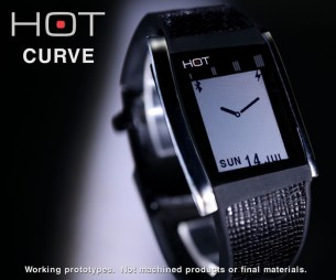 HOT Watch - Curve
