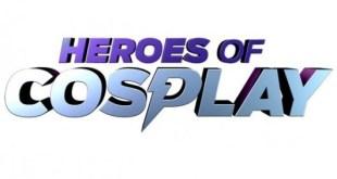 Logo Heroes of Cosplay