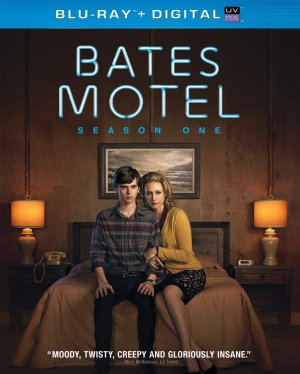 bates motel season 1 blu-ray