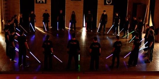 LudoSports - École de combat de sabre laser