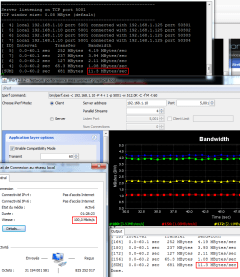 WRT54GS iPerf - Wired