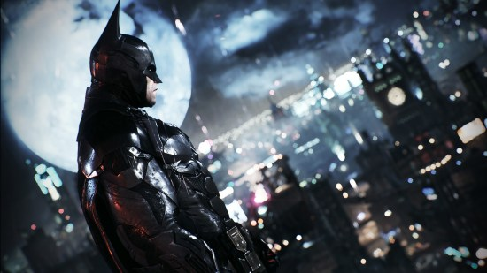 Gotham City - Batman Arkham Knight