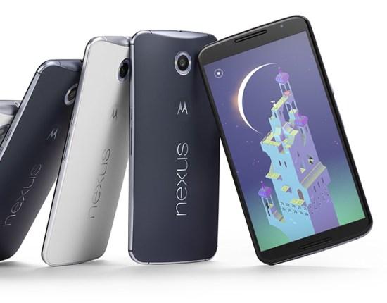 Nexus 6 - Slides