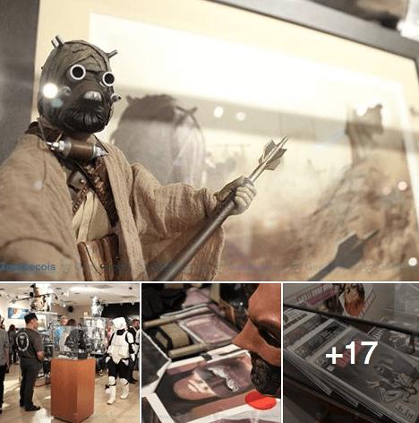 D'UNE AUTRE GALAXIE 2 contre-attaque à la Galerie d'art de Blainville