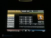 Téléphone - MyFordTouch Ford Edge 2015