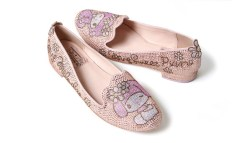 My Melody moccassin