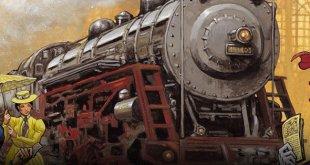 Les Aventuriers du Rail - bannière