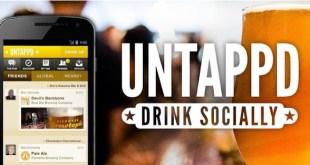 untappd banner logo
