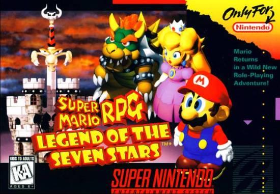 Voir Mario, Peach et Bowser ensemble, ça fait chaud au coeur!