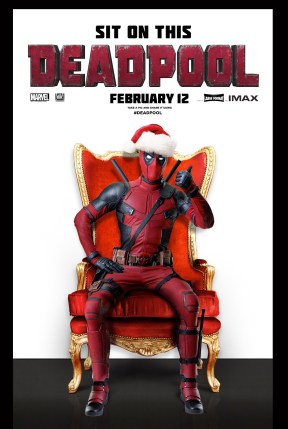 Deadpool genoux