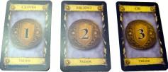 Dominion - cartes Trésor