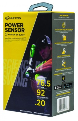 Capteur de mouvement de frappe Easton Power Sensor | Best Buy