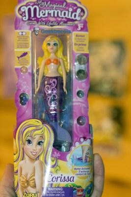 Corissa My Magical Mermaid - devant | Nerd Block Jr Girls Décembre 2015