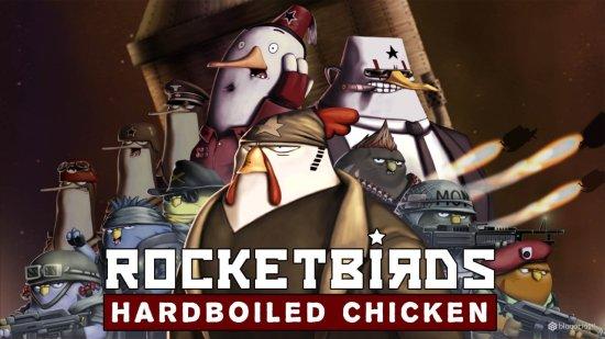 Rocketbirds: Hardboiled Chicken - PlayStation Plus décembre 2015