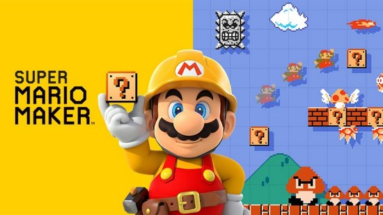 Super Mario Maker - Meilleur jeu familial