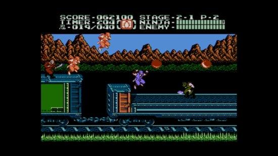Ninja Gaiden II (Wii U VC) - Nintendo eShop 18 février 2016