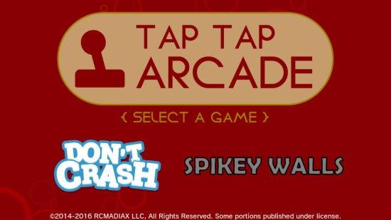 TAP TAP ARCADE (Wii U) - Nintendo eShop 18 février 2016