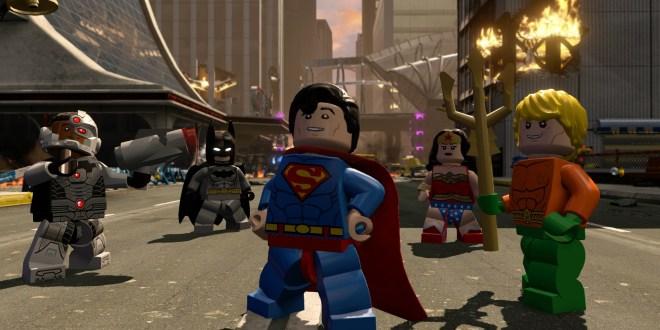 Superman en LEGO