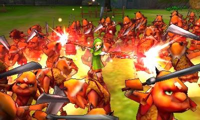 Hyrule Warriors Legends (3DS) | Nintendo 20 mars 2016