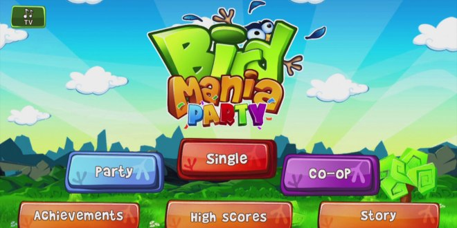 Bird Mania Party (Wii U) - Nintendo 17 mars 2016