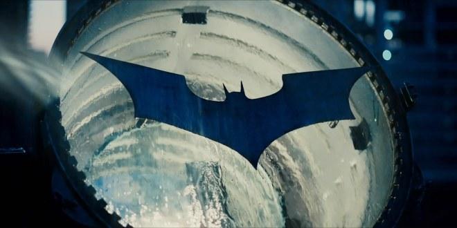 Bat Signal Brick