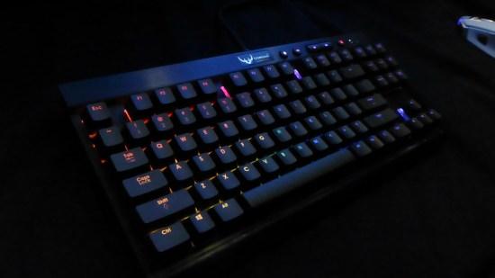Je veux ce clavier!