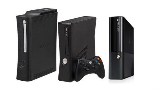 Différentes versions de Xbox 360 | Microsoft annonce la fin de la production de la Xbox 360