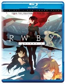 RWBY Volume 3 - Blu-Ray