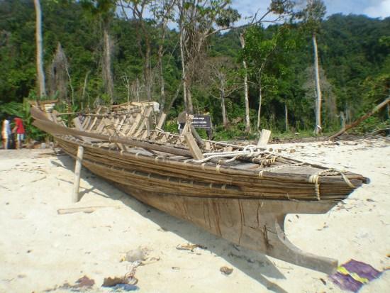 Nomads: Sea Gypsies - Moken boat - Felix & Paul Studios