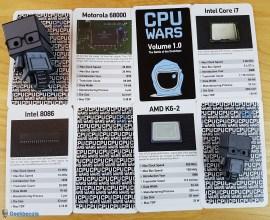 CPU WARS Volume 1.0 Battle of the Desktops