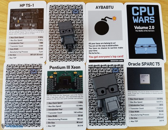 CPU WARS Volume 2.0 The Batte of the Servers