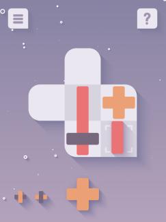 Les puzzles varient en difficulté, allant de très simple à diaboliquement compliqué