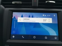 Accueil - Android Auto