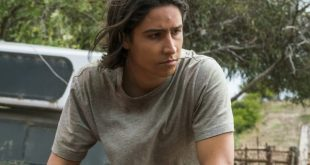 Lorenzo James Henrie as Chris Manawa - Fear the Walking Dead Saison 2 Épisode 13 - Photo Credit: Richard Foreman Jr/AMC