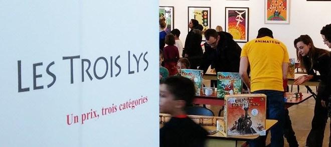 Les Trois Lys 2016