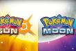 Pokémon Sun et Moon