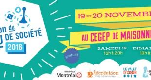 Salon du Jeu de Société 2016