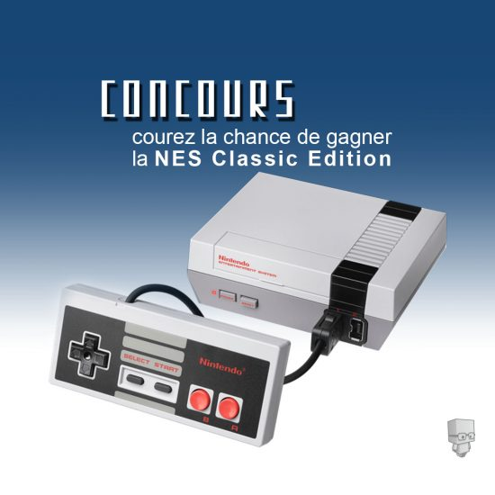 Concours NES Classic Edition