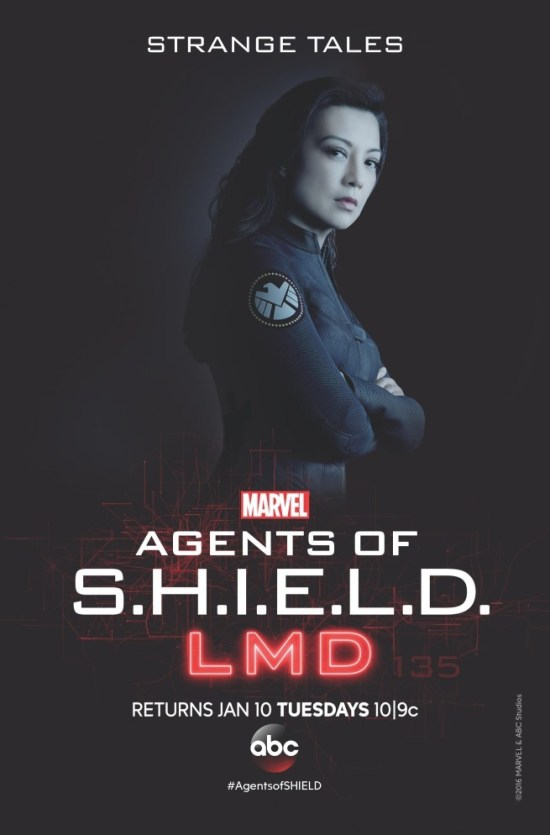 Marvel's Agents of Shield - TV 2017