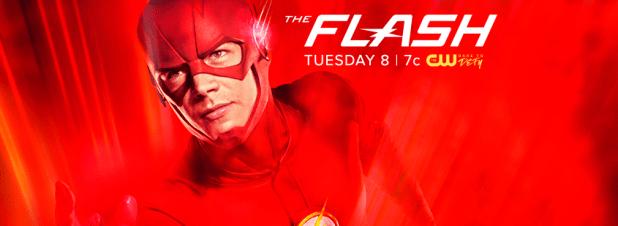 The Flash - saison 3B