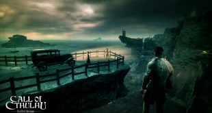 Un avant-goût du jeu vidéo officiel de Call of Cthulhu