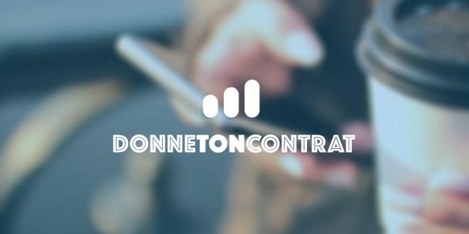 DonneTonContrat offre de recycler vos forfaits cellulaires gratuitement
