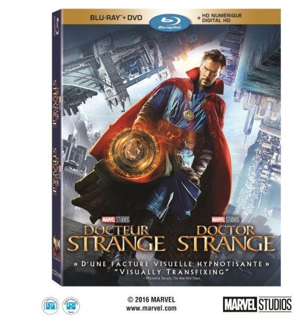 concours Docteur Strange